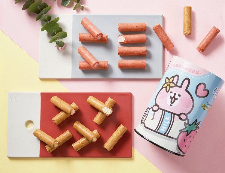 卡娜赫拉的小動物迷你捲心酥,售價250元,7-ELEVEN生活美食誌即日起至20...