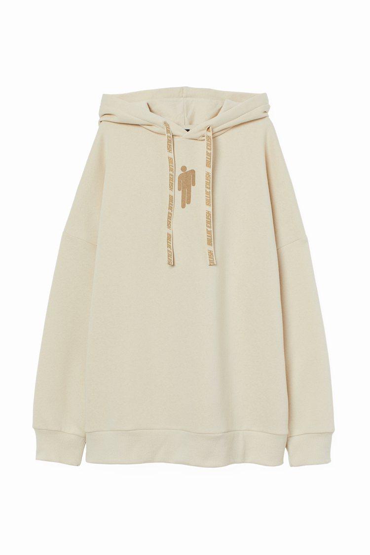 H&M X 怪奇比莉 Billie Eilish服裝系列 ,售價999元。圖/H...