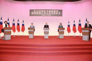 韓國瑜:推動滿天星計畫 讓年輕人與國際接軌