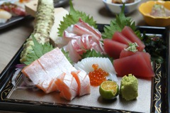 他問生魚片的霸主是誰? 內行人曝1品種:能取代鮭魚