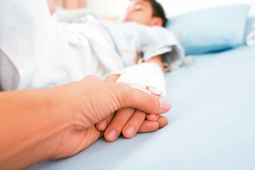 健保給付昂貴新藥,讓小漸凍人也能擁有快樂童年。 圖╱123RF