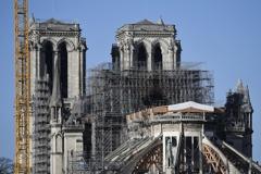 法國大革命後第1次 巴黎聖母院沒舉行耶誕彌撒
