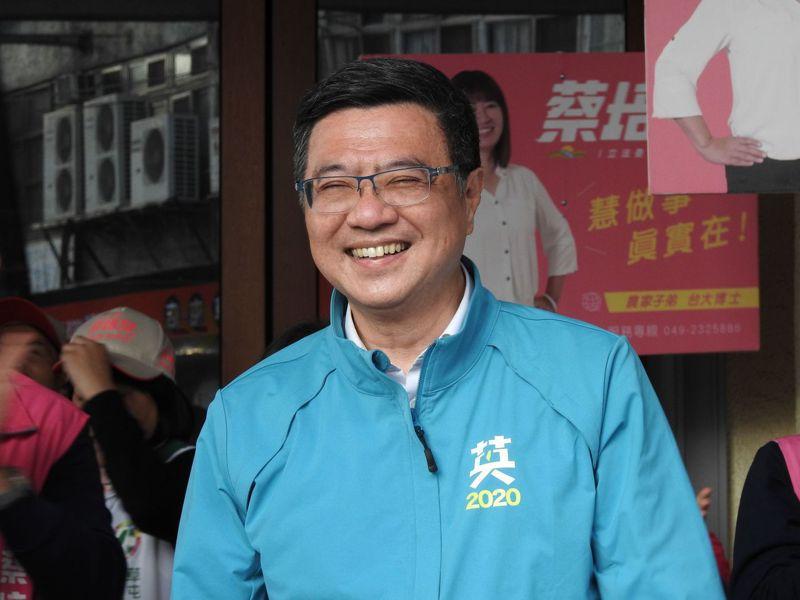 民進黨黨主席卓榮泰。聯合報系資料照/記者賴香珊攝影