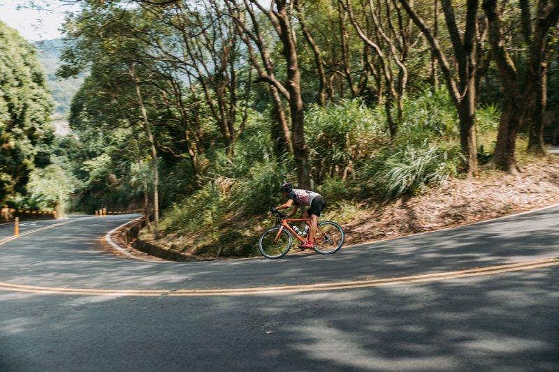 「台灣有很多騎自行車才能看到的事情,因為自行車的速度剛好,開車和摩托車速度太快,...