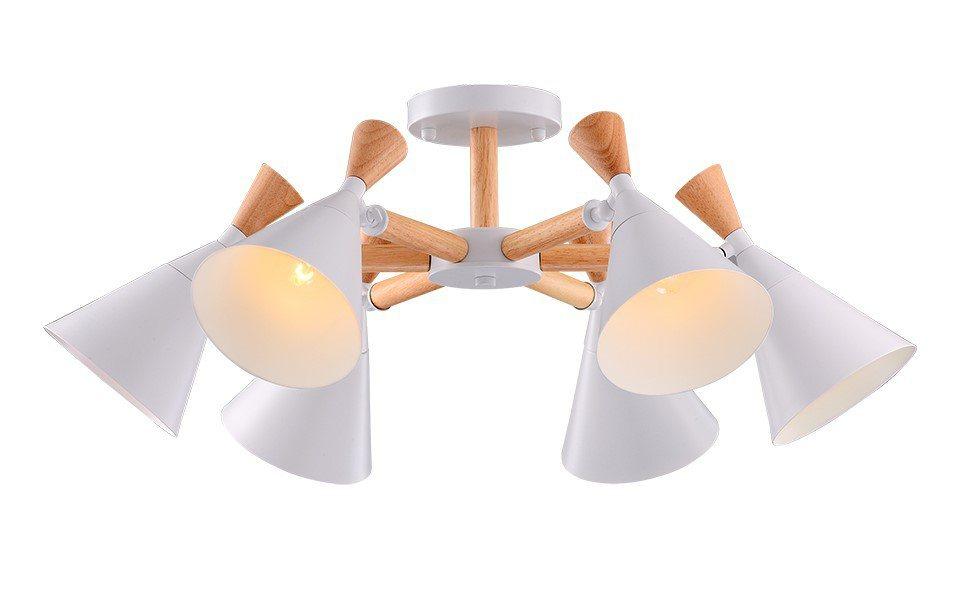 挑選新燈具輕鬆改變氛圍。 圖/特力屋提供