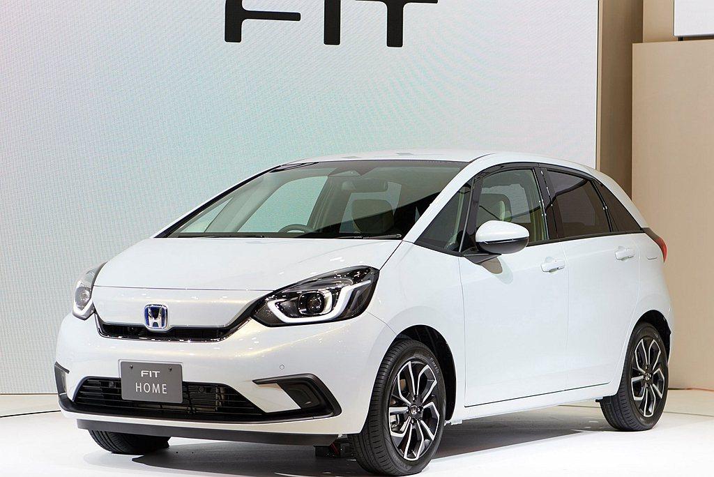 今年日本東京車展Honda汽車發表全新第四代Fit都會小車,但不僅日本當地要等到...