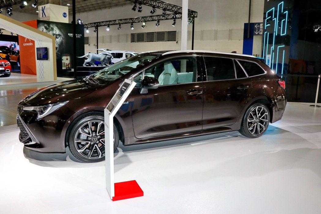 TOYOTA Corolla Touring sports還沒確定導入台灣市場就...