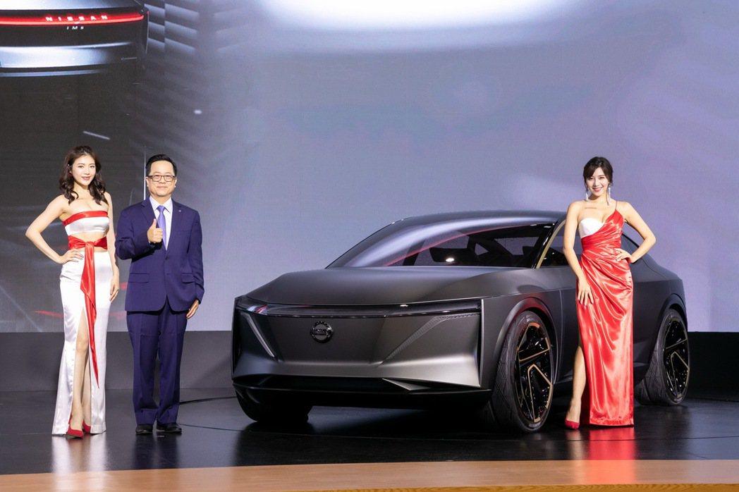 IMs concept為NISSAN全新發表的純電概念車作品,採用全新世代「el...