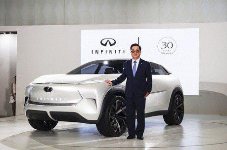 【2020台北車展】QX Inspiration純電概念休旅演繹 INFINITI歡慶品牌30週年!