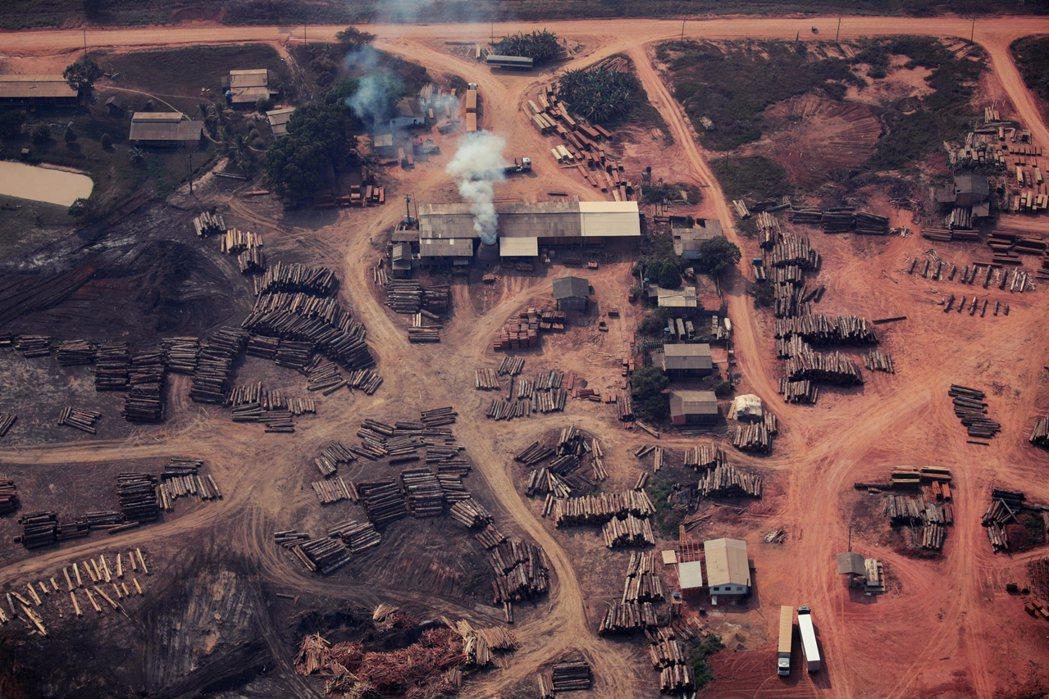 巴西總統博索納羅高喊「開發亞馬遜換經濟」,但如果只針對2019年的起火數來說,僅...