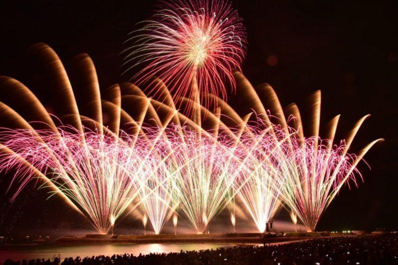 ▲沖繩琉球海炎祭。(圖/Tripbaa趣吧!亞洲自由行專家)
