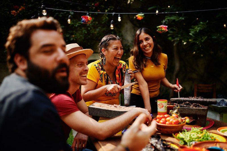 Airbnb跨年夜全球預訂量突破450萬人。圖/Airbnb提供