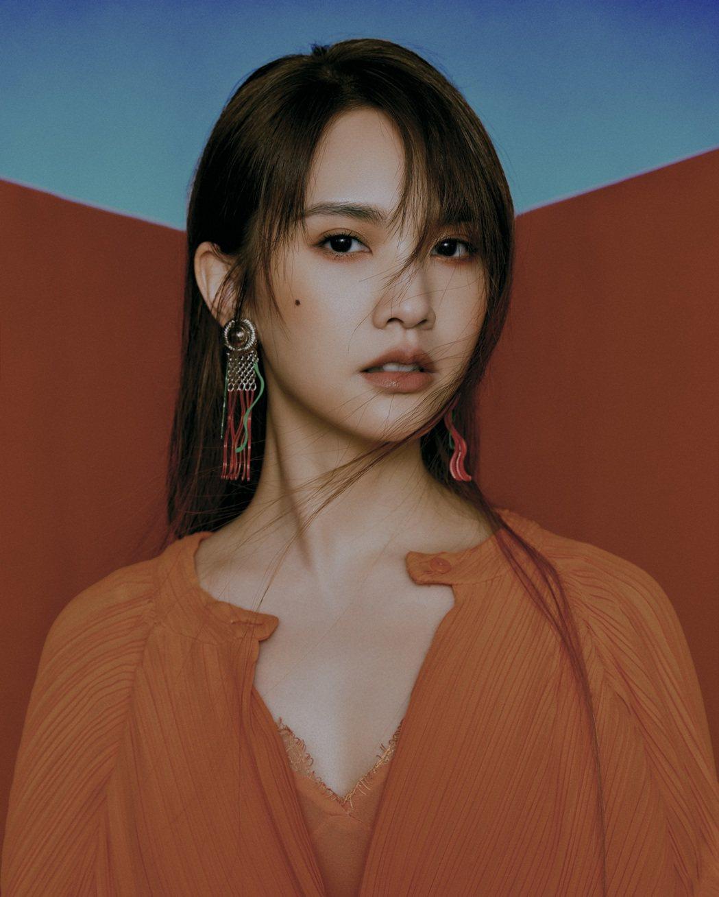 楊丞琳睽違10年再度登上「紅白」。圖/台視提供