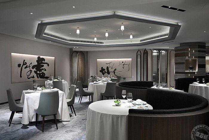 天香樓也重新展現更優雅的宋代情味。圖/台北亞都麗緻大飯店提供
