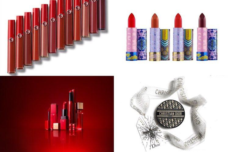 1月1日開賣美妝夯品。圖/品牌提供