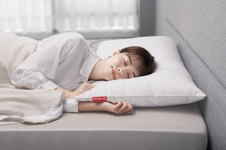 合隆羽藏「3R挑對枕」,有好的支撐度、好的售後服務,為你打造完美安眠。圖/合隆羽...