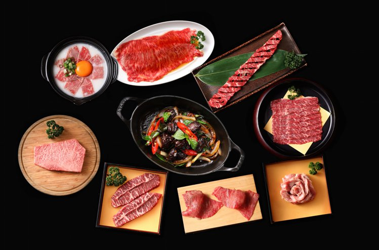 YKNK_club可享用燒肉及佐酒餐點 YKNK提供
