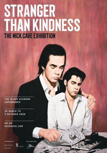 力挺藝文類活動的Gucci近日贊助《Stranger Than Kindness...