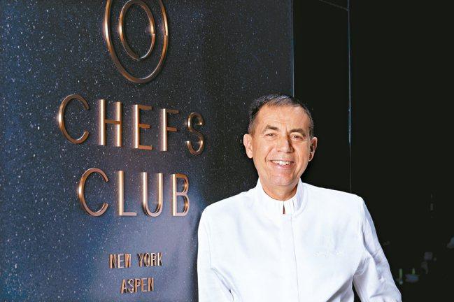 Chefs Club Taipei邀請名廚Philippe Labbé客座。 圖...