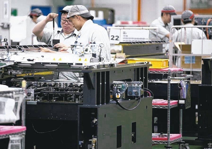 新加坡11月工業生產下滑9%,為四年來最大降幅