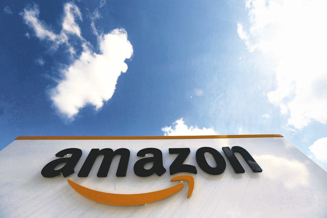 電商巨擘亞馬遜(AMAZON)提倡讓員工「在家上班」。 本報系資料庫