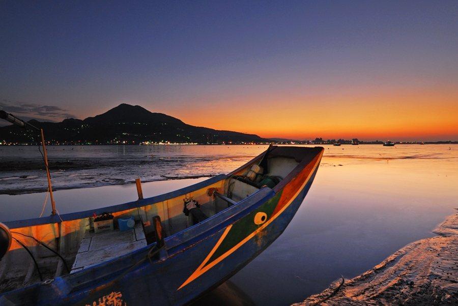 淡水小漁港工程破壞淡水小漁港的文化特色,減損世界文化遺產潛力點的文資價值。 圖/...