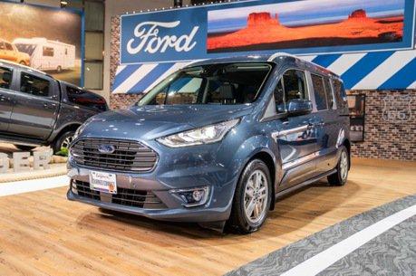 確定3/4發表 Ford Tourneo Connect有何特色?