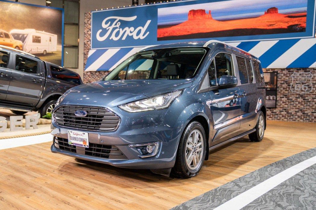 Ford Tourneo Connect將成為相當多元運用的車款。 圖/福特六和...