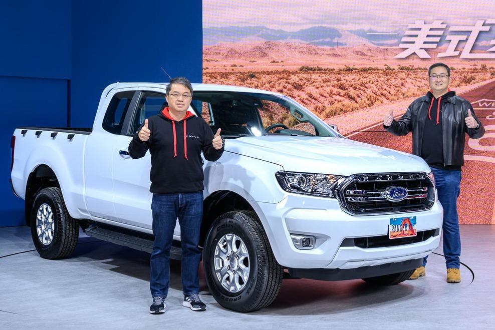 【2020台北車展】Ford台北車展王牌盡現 車款強打美式精神