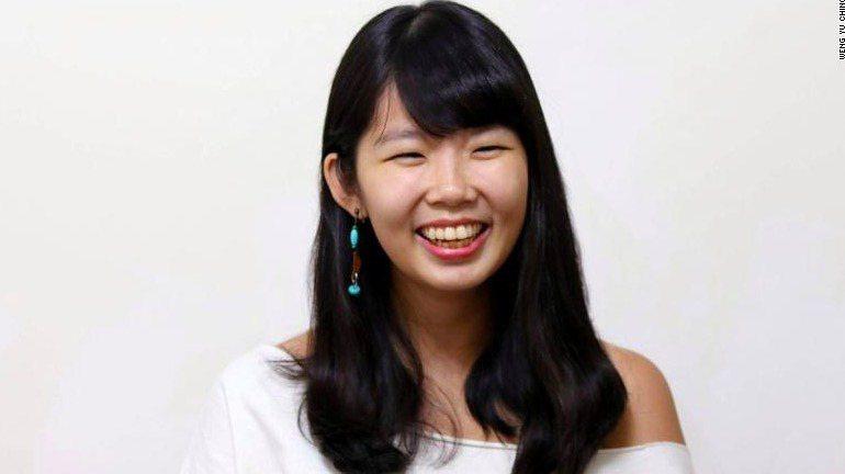 台灣24歲的翁鈺清爲「婚姻平權大平台」成員,被CNN評為亞洲推動變革的年輕代表之...