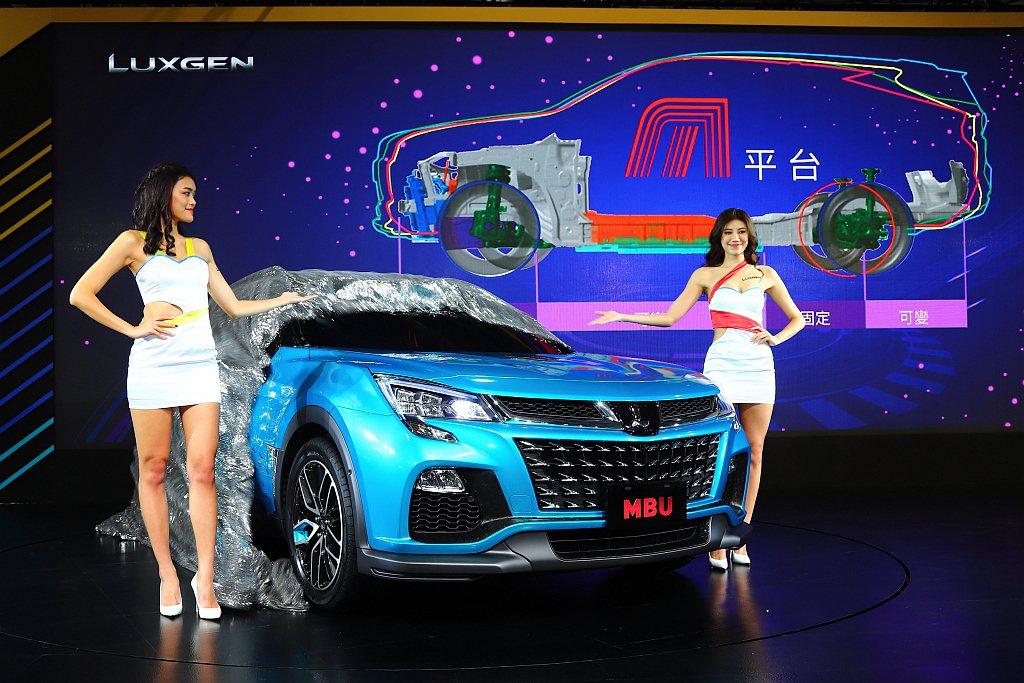 MBU同時也是納智捷全新打造的模組化平台M平台的首發車款。 記者張振群/攝影