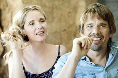 當茱莉蝶兒和伊森霍克在巴黎相遇,戀愛電影三部曲