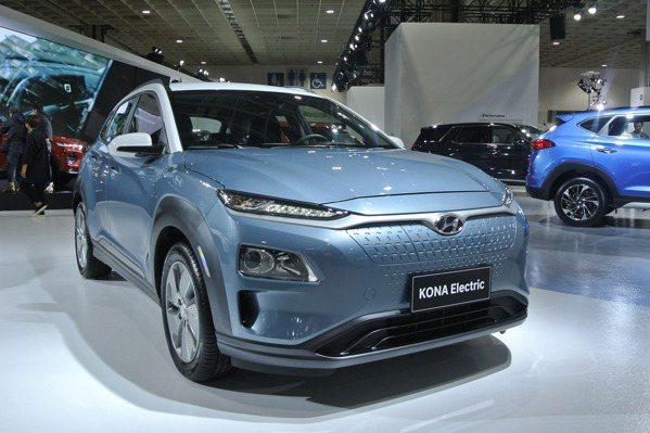 【2020台北車展】原來不只Kona Electric 全新Hyundai Kona Hybrid驚喜現身!