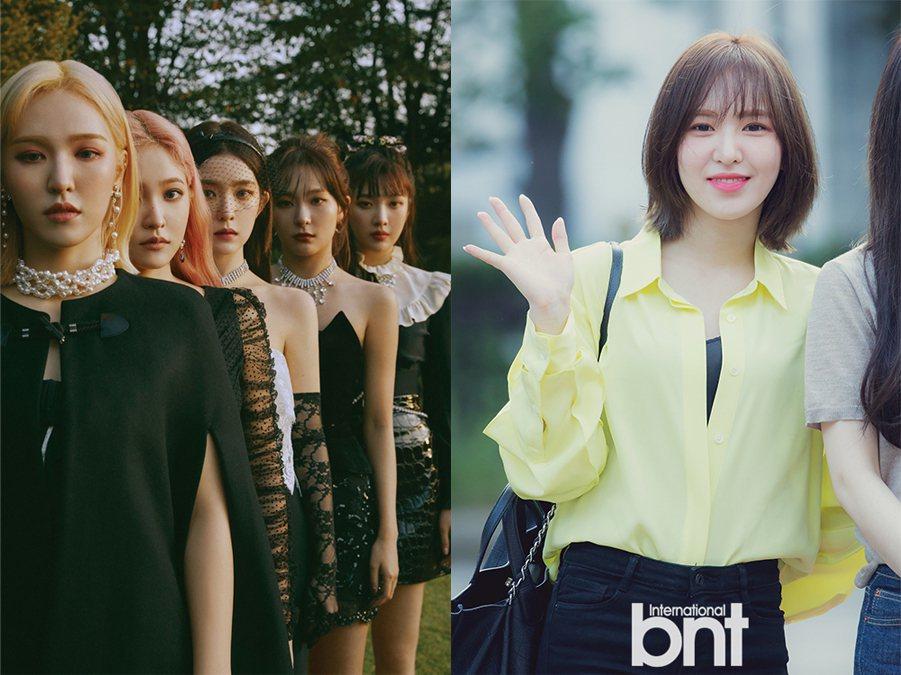 SM曝Red Velvet「歌謠祭」表演規劃。圖/bntnews、擷自臉書