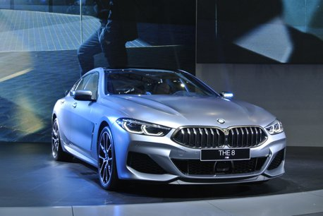 【2020台北車展】BMW 8 Series Gran Coupe台灣首演 雙動力車型518萬元起正式上市!