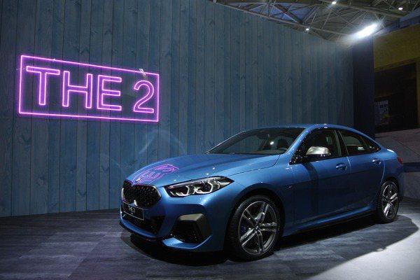 【2020台北車展】前驅四門轎跑現身 全新BMW 2 Series Gran Coupe搶先直擊!