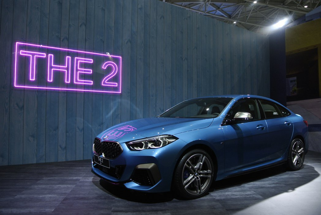 全新BMW 2 Series Gran Coupe現身2020世界新車大展。 記...