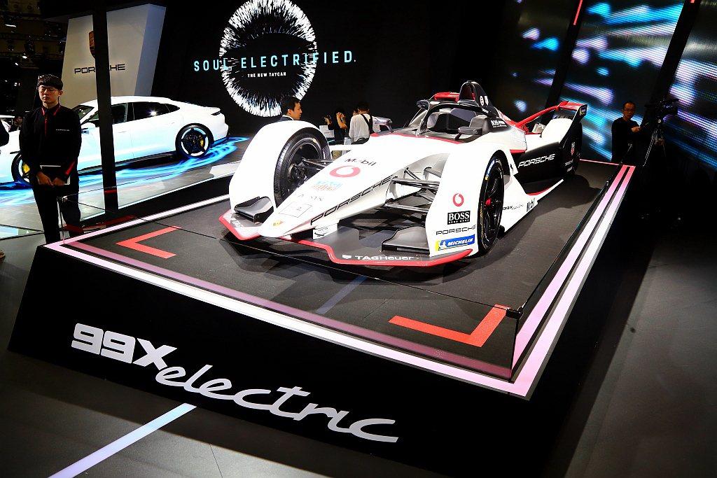 Porsche重返方程式賽車領域並於2019/2020年度ABB FIA For...