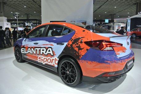 【2020台北車展】不只休旅家族 Hyundai Elantra、Veloster也全員到齊!