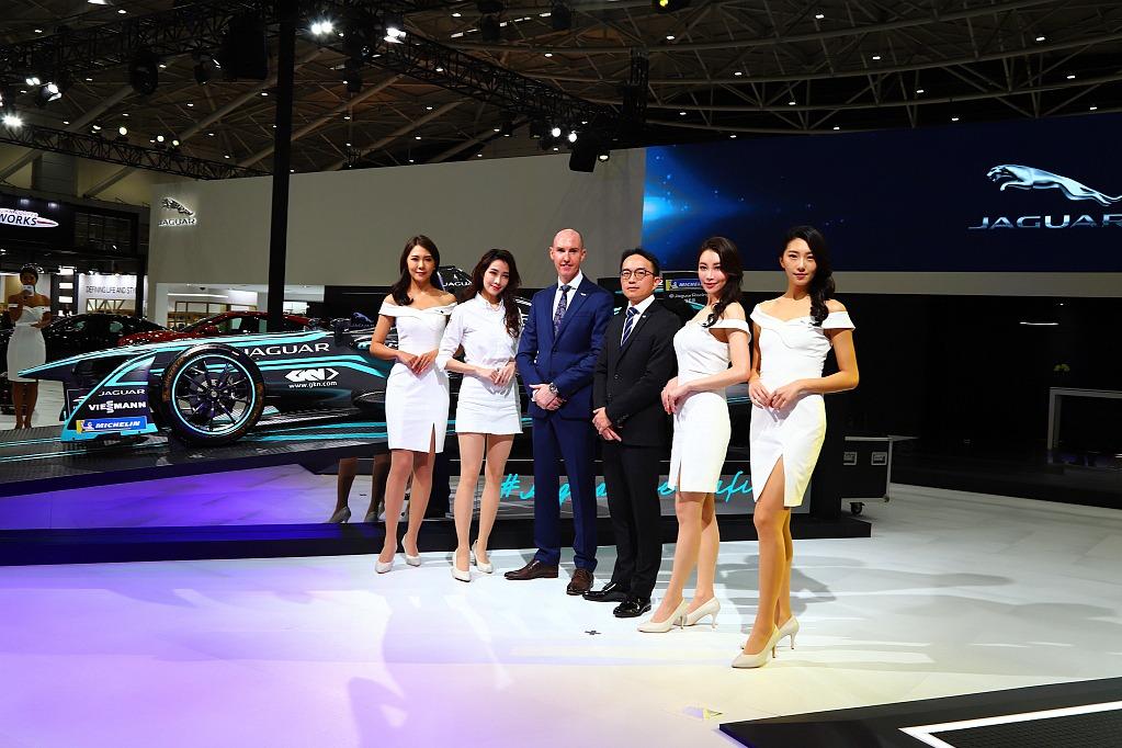 【2020台北車展】Jaguar性能休旅、運動房車、電能賽車等全數登台亮相