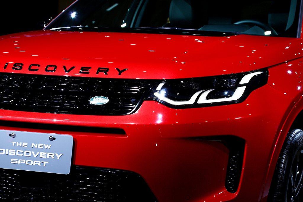 第二代Land Rover Discovery Sport內、外裝設計完美承襲家...