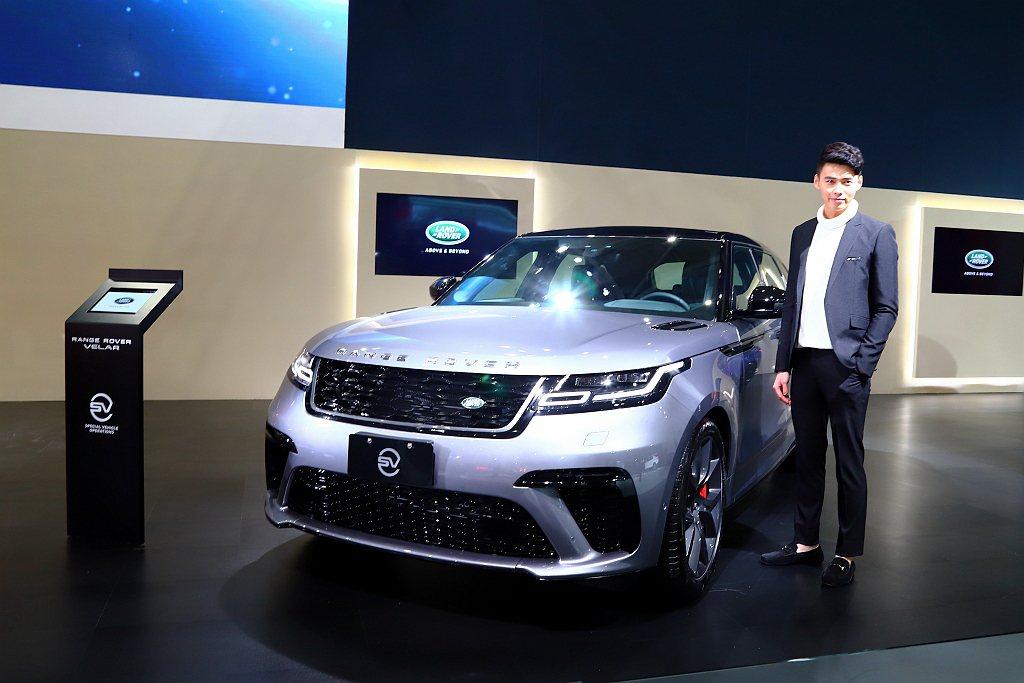 全新Land Rover Range Rover Velar SVAutobio...
