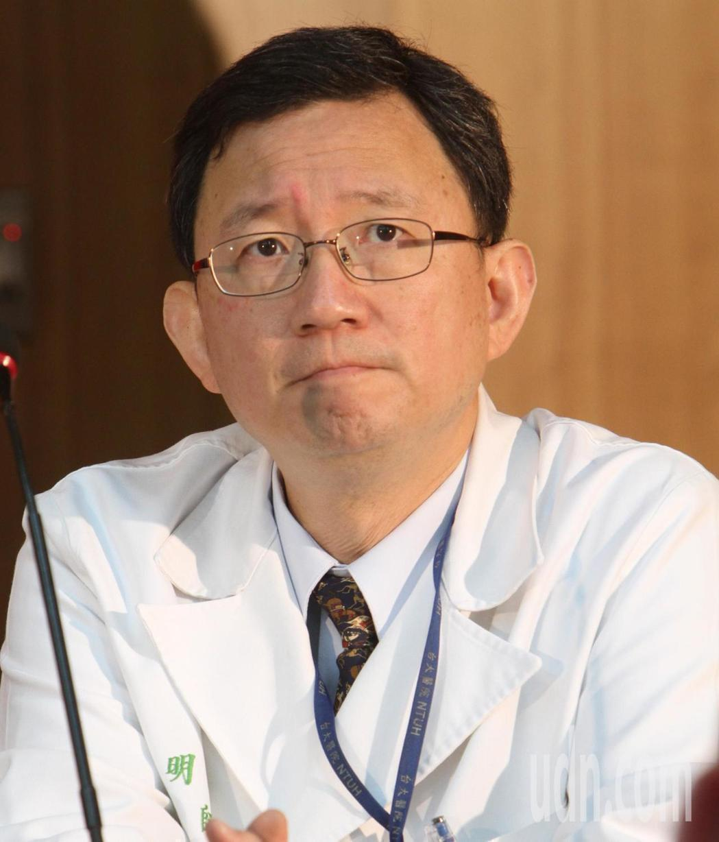 支持以核養綠,核四啟封的台大醫院前副院長王明鉅說,在情感上他一點也不愛核能,他只...