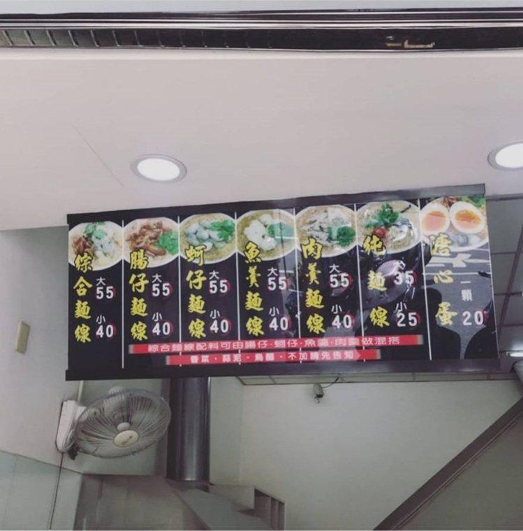 「今年貴焿」是在地人喜愛的銅板價美食。圖/IG @u.hsuan.life 提供...