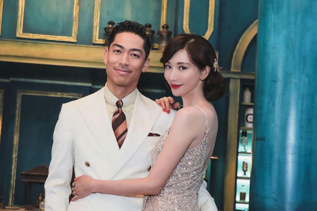 林志玲今年嫁給日本男星AKIRA,婚後將更多心力投注在公益活動上。圖/摘自微博
