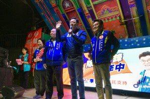 「龍介仙」讚李中問政認真 讓他進立院查民進黨弊案