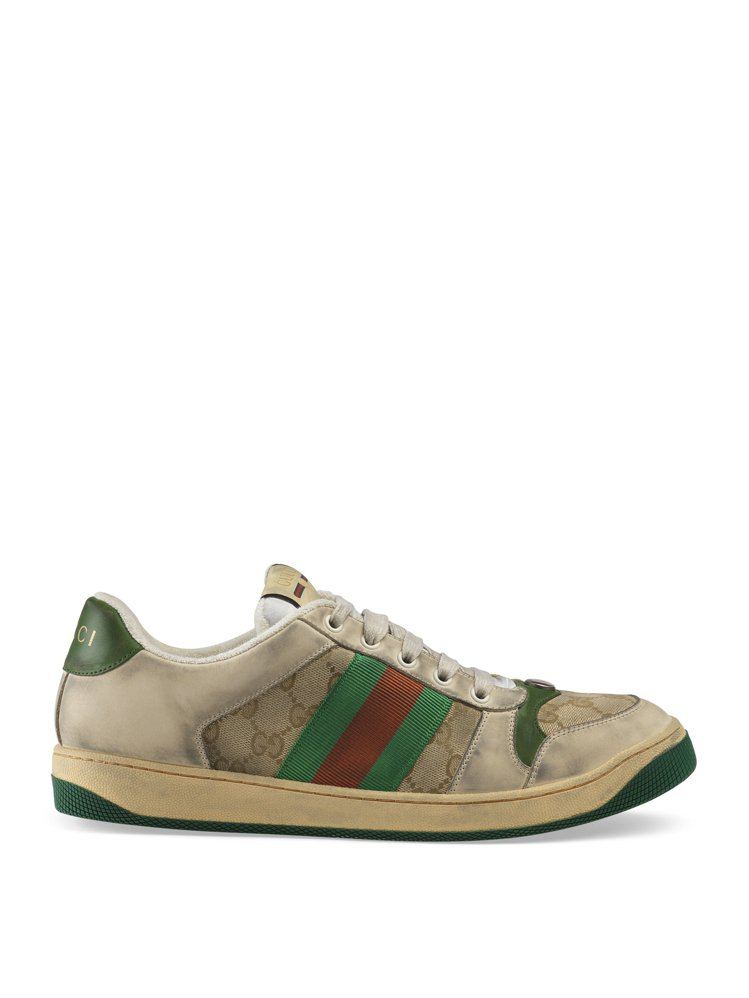 Screener GG運動鞋,售價29,700元。圖/GUCCI提供