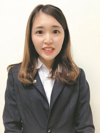 陳宜萍(信義房屋博愛明誠店),26歲,入行3年 圖/信義房屋提供