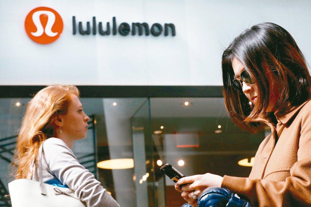運動服飾公司Lululemon不是科技大咖,也能助攻那斯達克指數登頂。 路透
