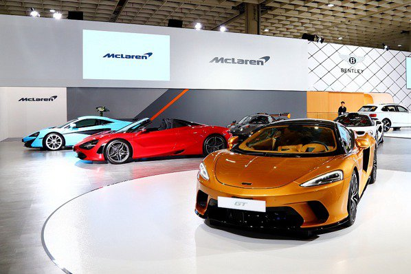 【2020台北車展】McLaren精銳盡出!客製化展現頂尖視覺饗宴